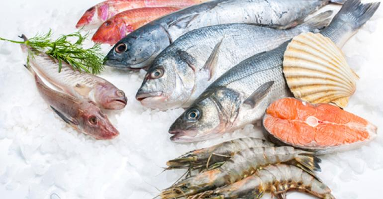 Report: Seafood consumption declines