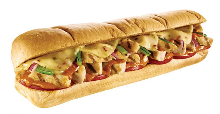 Subway executive chef talks sandwich trends