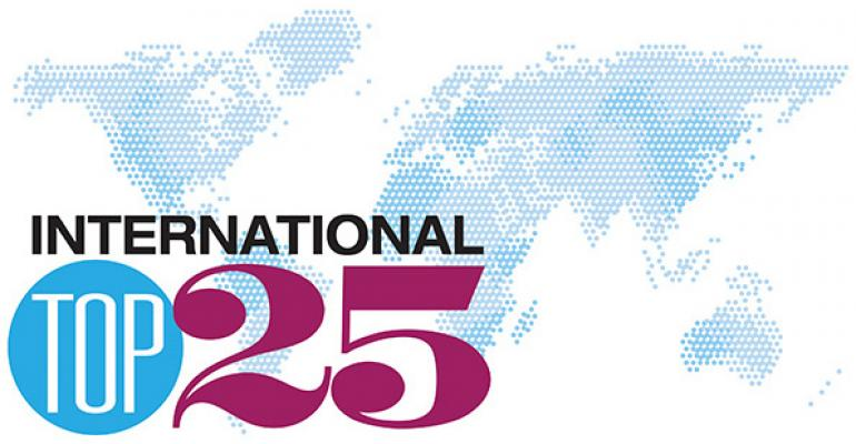 2014 International Top 25: Spotlight on companies