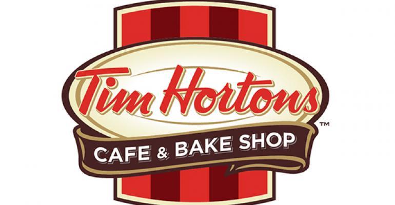 Tim Hortons U.S. same-store sales gain momentum in 3Q