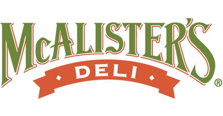 McAlister's Deli names Carin Stutz president