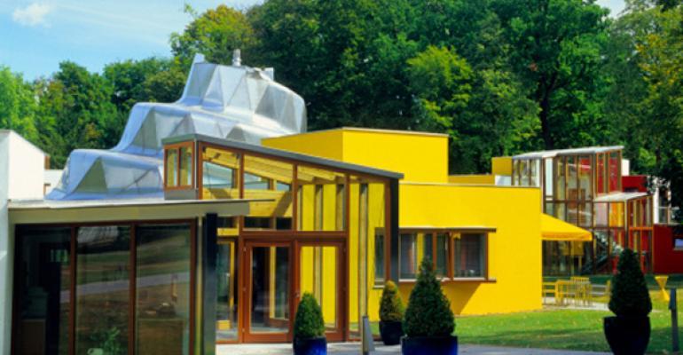 Ronald McDonald House in North RhineWestphalia Germany