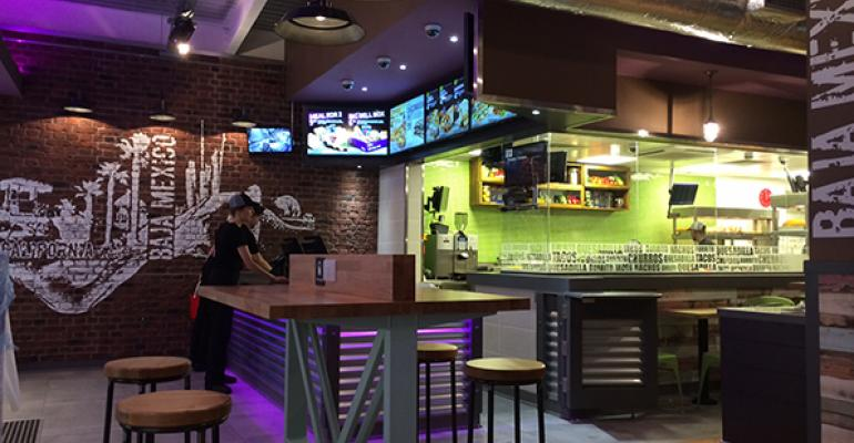 New Taco Bell unit in Sheffield England