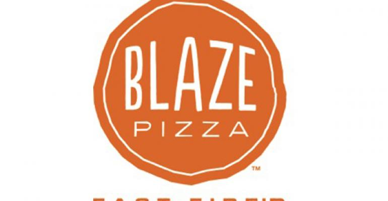 Blaze Pizza to make first international move