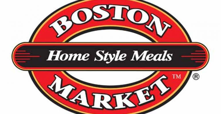 Boston Market plots growth after years of downsizing
