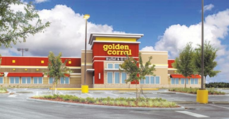 Golden Corral names only third CEO in 43 years