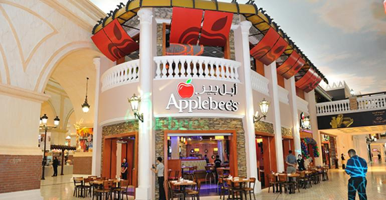 Applebeersquos in Qatar