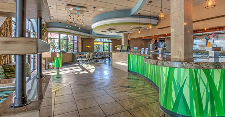New fastcasual restaurant Table 89