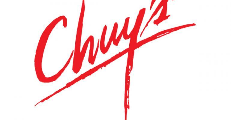 Chuy's 4Q net incomes slips 5.9%