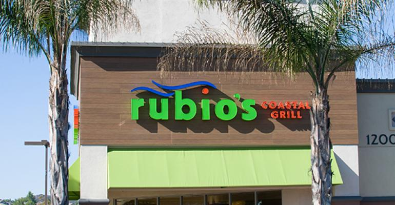 Rubio's co-founder talks healthful menu strategy
