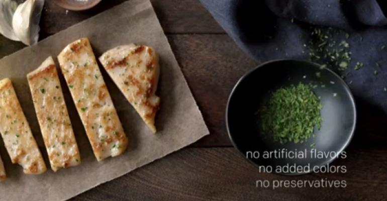 Must-see videos: McDonald's introduces Artisan Grilled Chicken