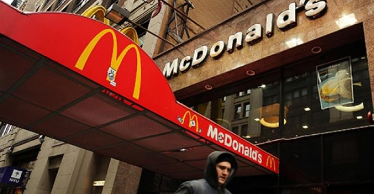 Could McDonald's USA follow Japan in closing stores?