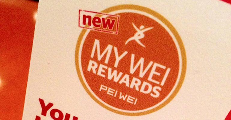 More quick-service chains add loyalty programs