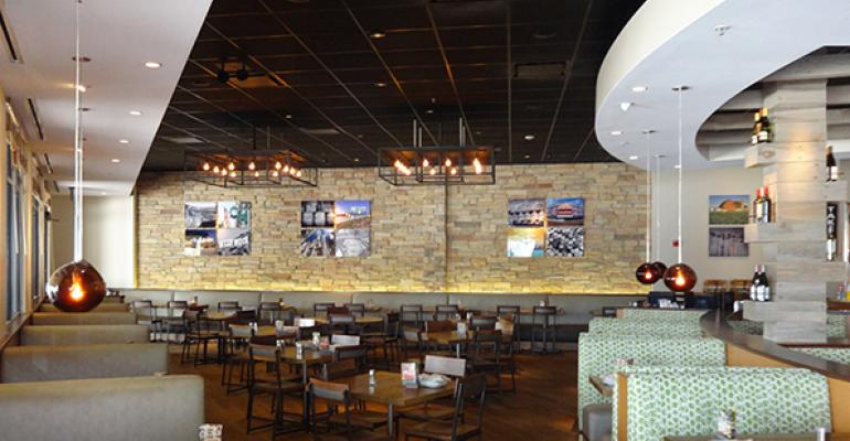 California Pizza Kitchen accelerates remodeling program | Nation\'s ...