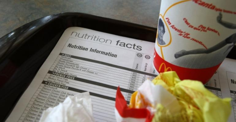 4 steps to verify menu nutrition accuracy
