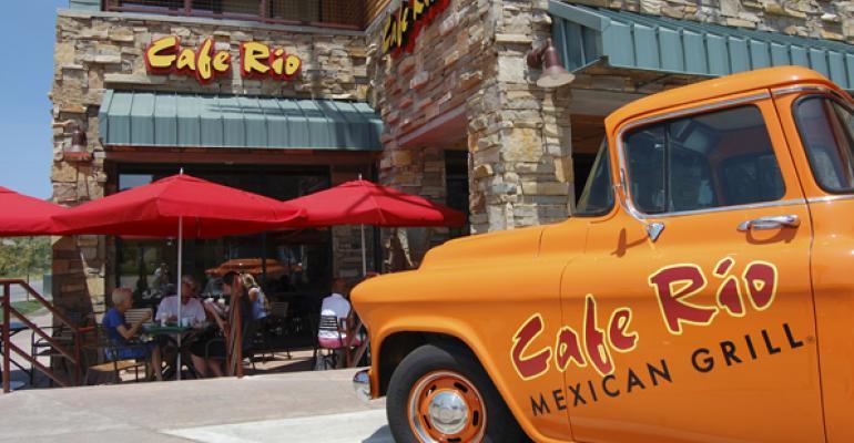 Cafe Rio names Steve Vaughn president, CFO