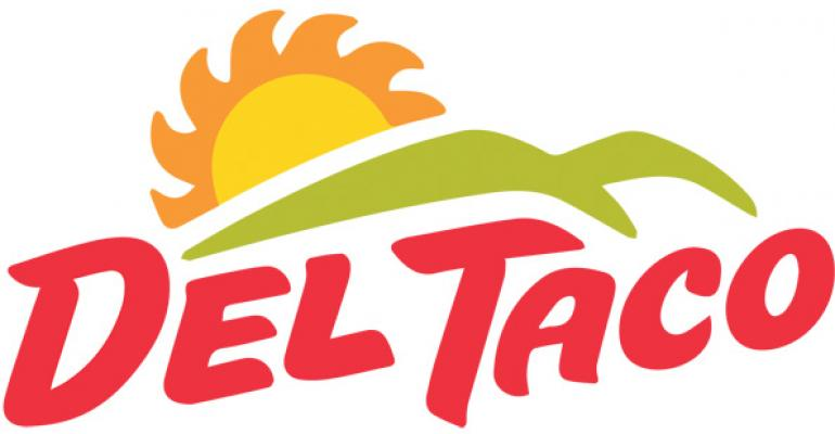Del Taco 1Q sales rise ahead of merger