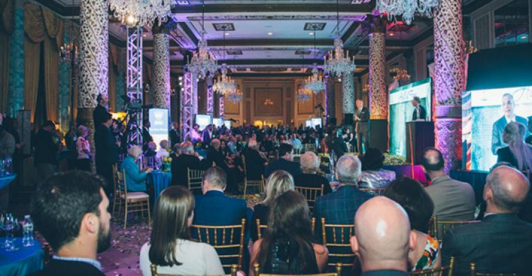 A crowd of 400 people celebrated culinary innovation in foodservice