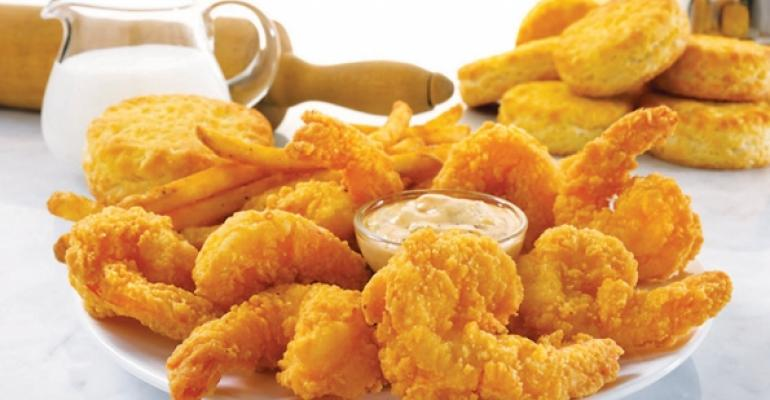 MenuMasters 2015 Best Limited-Time Offer: Popeyes Louisiana Kitchen