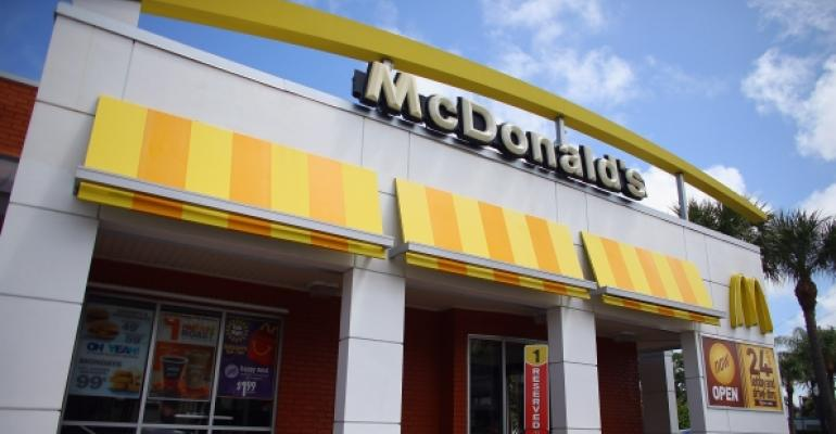McDonald's loses more ground