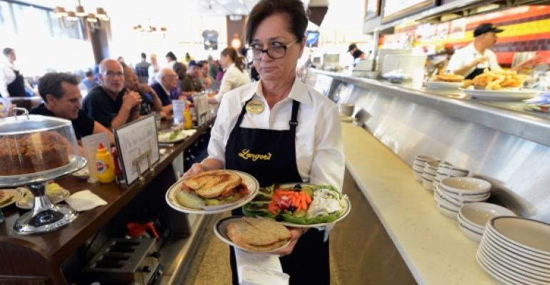 Restaurants need to improve labor productivity