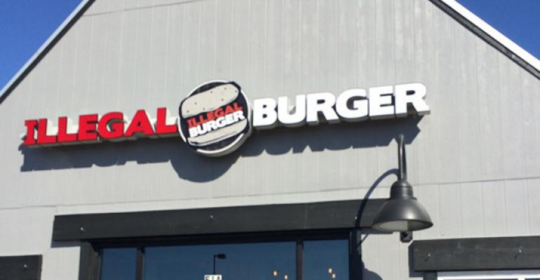 Illegal Burger completes merger with former oil pipeline company