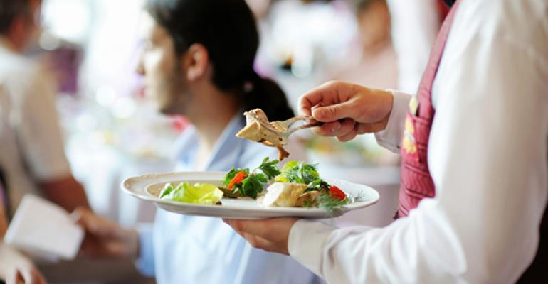 Report: Restaurant sales rise 1.1% in May