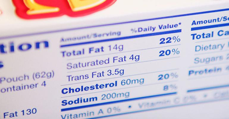 FDA bans artificial trans fats