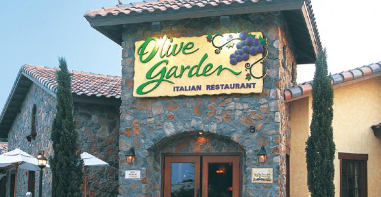 Olive Garden moves away from deep discounting