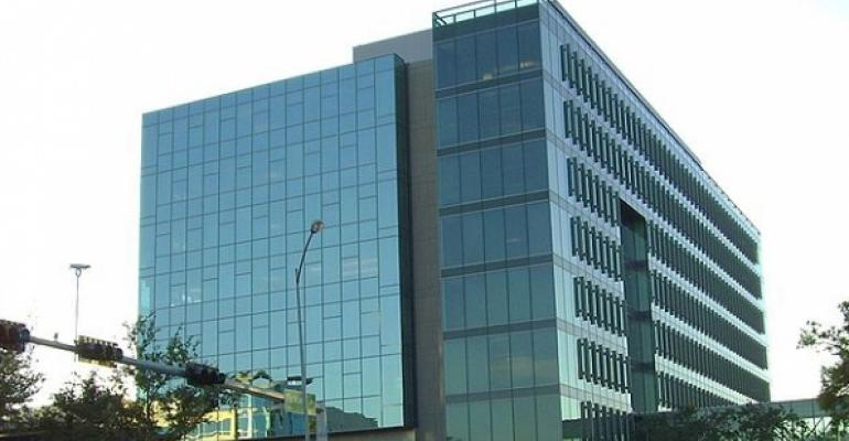 The Sysco headquarters in Houston Texas