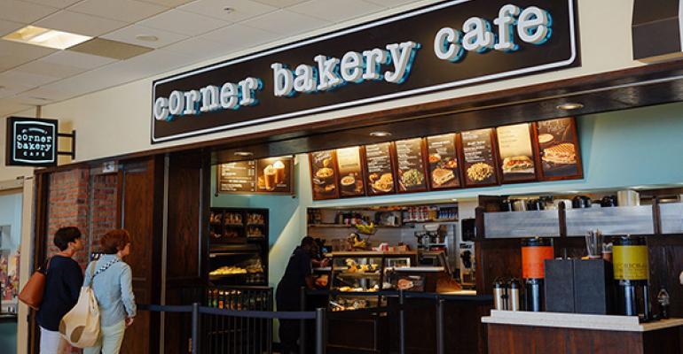 Corner Bakery Cafe S