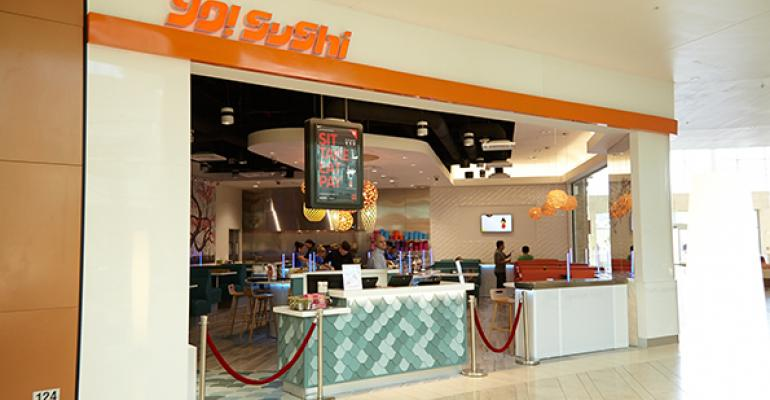 Yo Sushi Sarasota location