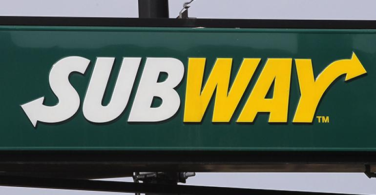 Subway CMO Tony Pace to step down
