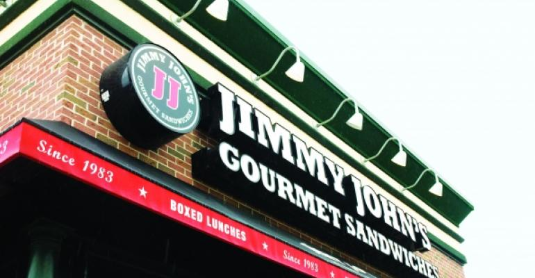 Private equity firm buys Jimmy John's franchisee