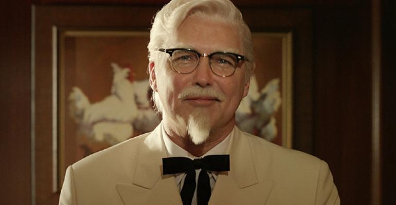 Norm Macdonald as the ldquoReal Colonelrdquo