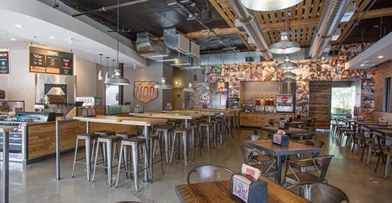 MOD Pizza will make its first overseas move to the UK