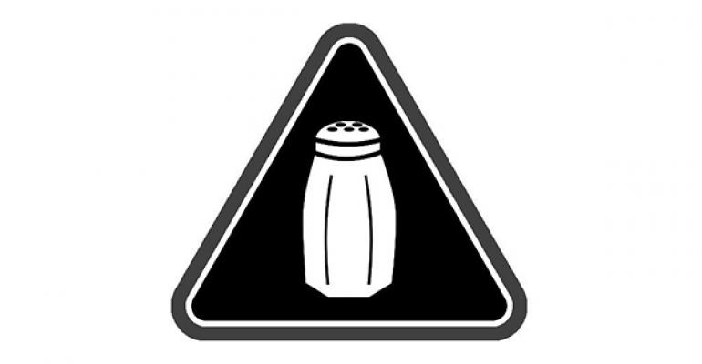 New York City mandates high sodium labels