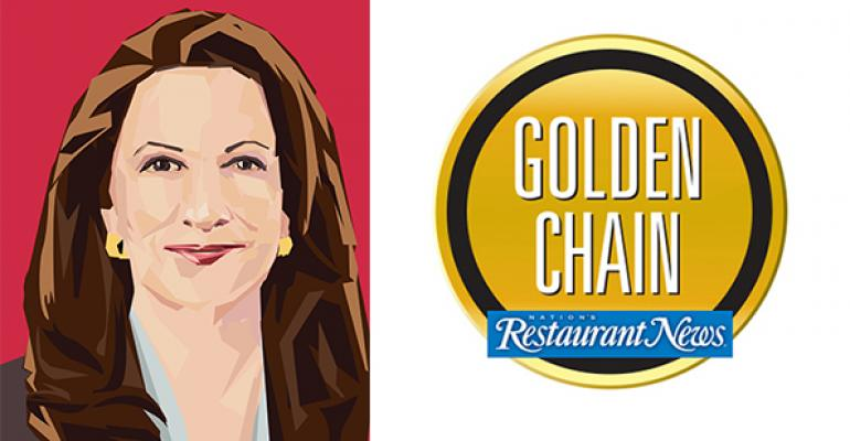 DineEquity CEO Julia Stewart
