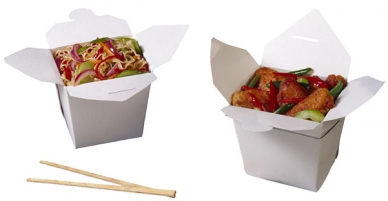 Survey: Consumers rely on restaurants for Chinese food