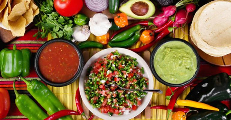Survey: Mexican food straddles foreign, US cuisines