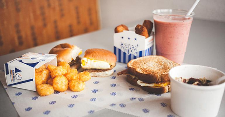 White Castle rolls out all-day breakfast