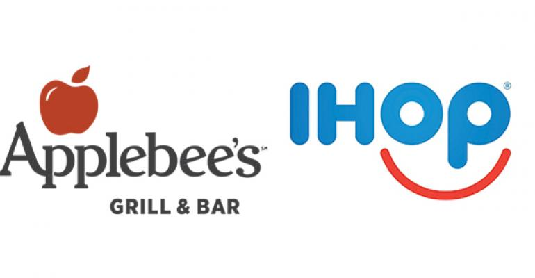 As IHOP shines, DineEquity focuses on Applebee's