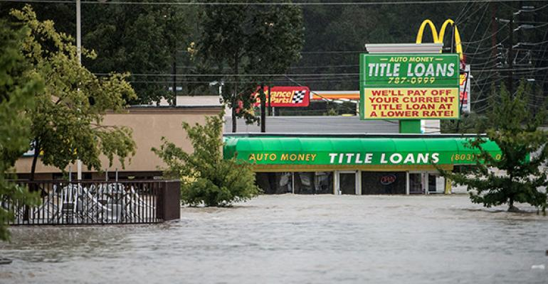 South Carolina storms take toll on area restaurants