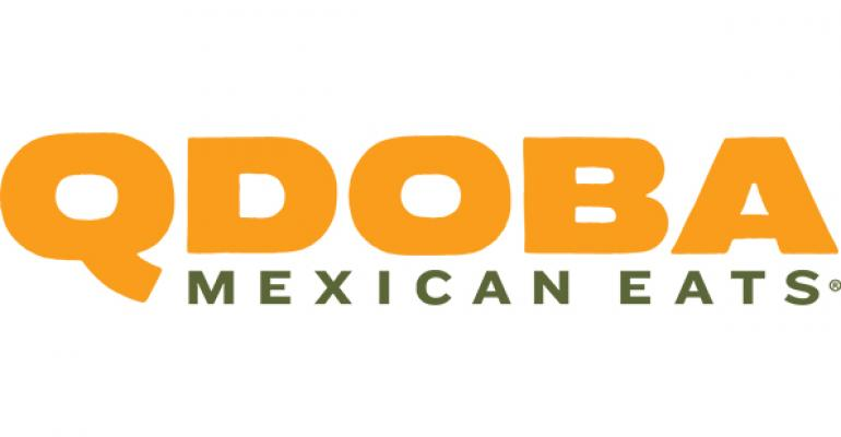Qdoba Mexican Grill is now Qdoba Mexican Eats