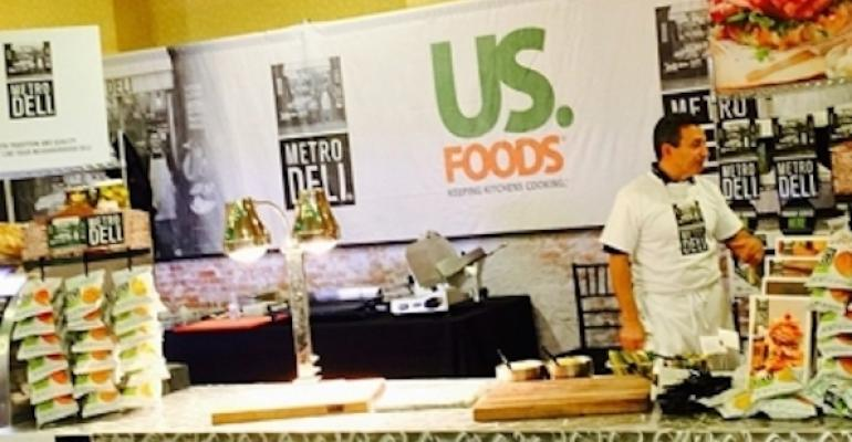 US Foods sees an IPO in its future
