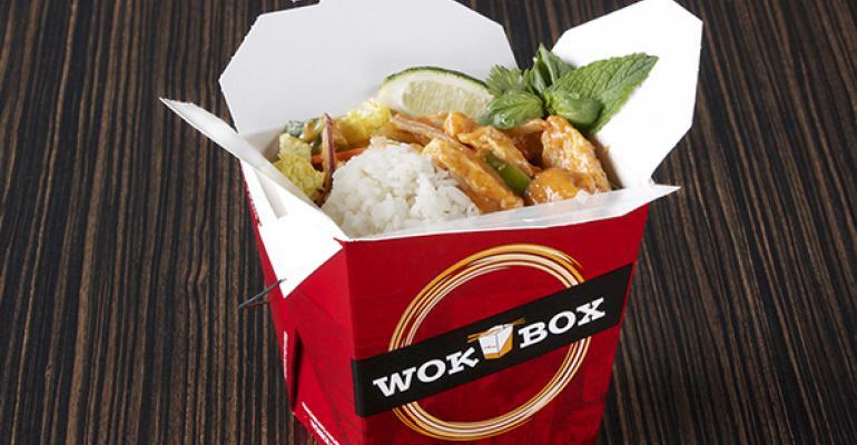 Wok Box Thai Box