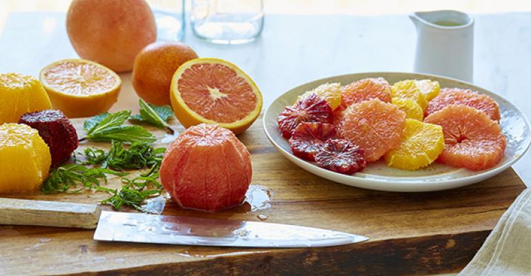 Winter Citrus Salad Fogo de Chao