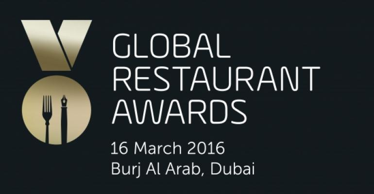 GRIF Announces the First Ever Global Restaurant Awards