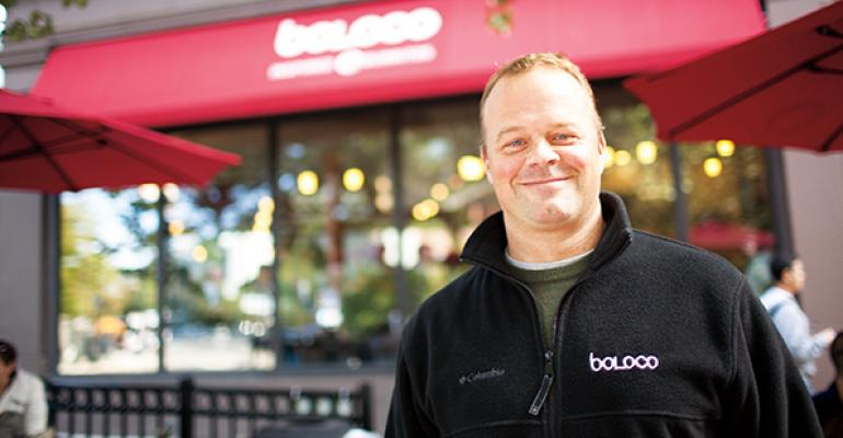 John Pepper who helped found Boloco in 1997 has returned two years after leaving the company