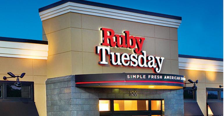 Ruby Tuesday closing 11 Lime Fresh locations